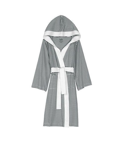 IGH Global Corporation Organic Cotton Jersey Knit Robe