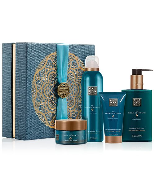 RITUALS 4-Pc. The Ritual Of Hammam Purifying Ritual Gift Set