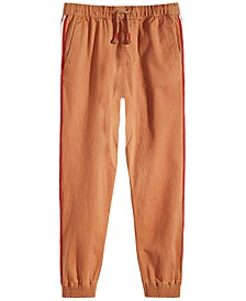 Big Boys Sand Tape Jogger Pants, Created for Macy's