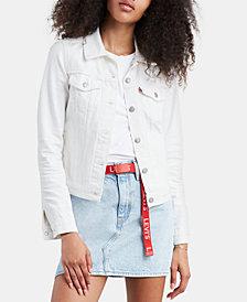 Levi's® Original Denim Trucker Jacket, Created for Macy's
