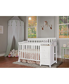 Jayden 4 in 1 Mini Crib