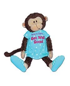 First And Main - Mendin Monkey Plush