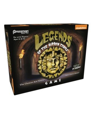 Pressman Games - Legends Of The Hidden Temple Game