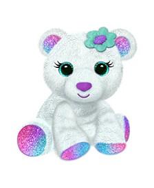First and Main - FantaZOO 10 Inch Plush, Paige Polar Bear