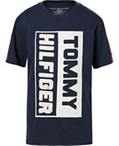 Tommy Hilfiger Toddler Boys Chenille-Graphic Cotton T-Shirt 661b5f99c98