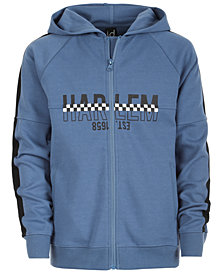 Ideology Big Boys Harlem Graphic Zip-Up Hoodie, Created for Macy's