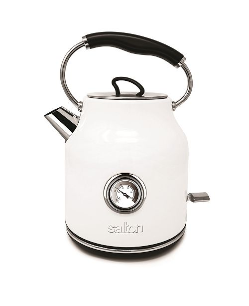 Salton 1.7 L QT. Cordless Kettle with Temperature Display