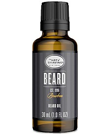 The Art of Shaving Beard Oil - Bourbon, 1-oz.