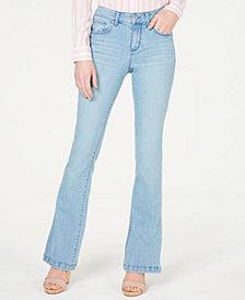 I.N.C. Petite Flare-Leg Jeans, Created for Macy's