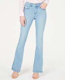 I.N.C. Flare-Hem Jeans, Created for Macy's