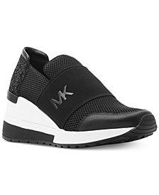 MICHAEL Michael Kors Felix Bubble Trainer Sneakers
