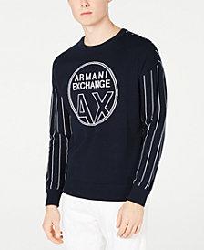 A|X Armani Exchange Men's Logo Sweatshirt
