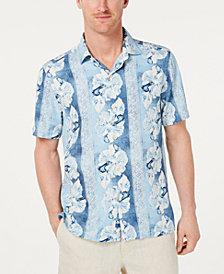 Tommy Bahama Men's Hibiscus Heights Hawaiian Shirt