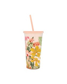 Sip Sip Tumbler With Straw, Paradiso