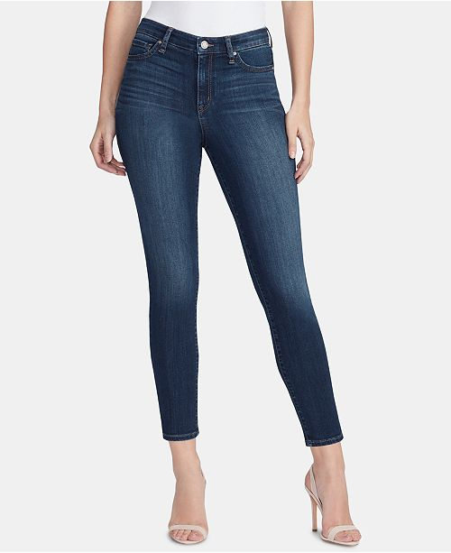 WILLIAM RAST Sculpted Ankle Skinny Jeans