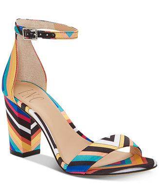 8e2532d7ad4 INC International Concepts I.N.C. Kivah Two-Piece Sandals, Created for  Macy's & Reviews - Sandals & Flip Flops - Shoes - Macy's