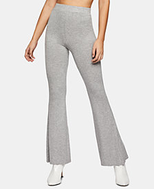 BCBGeneration Flared Pull-On Pants