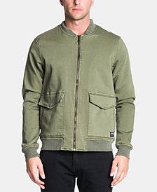 Ezekiel Men's Bomber Denim Jacket
