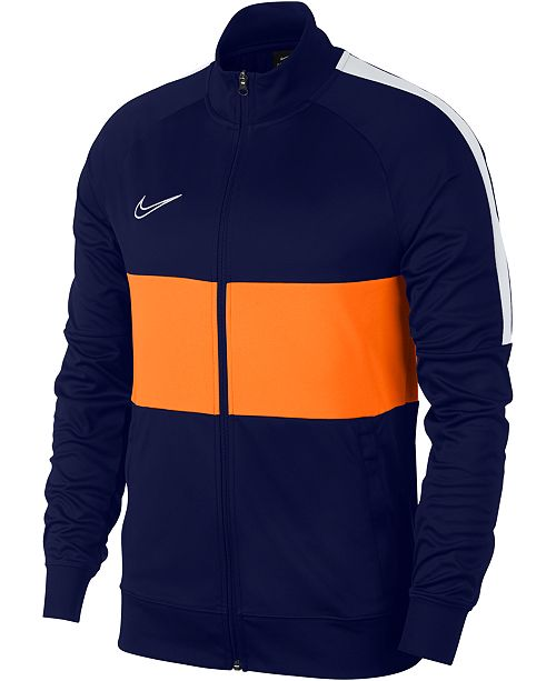 Nike Men's Academy Dri-FIT Colorblocked Soccer Jacket
