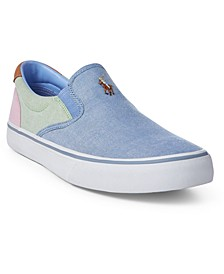 Men's Thompson Slip-On Sneakers Created for Macy's