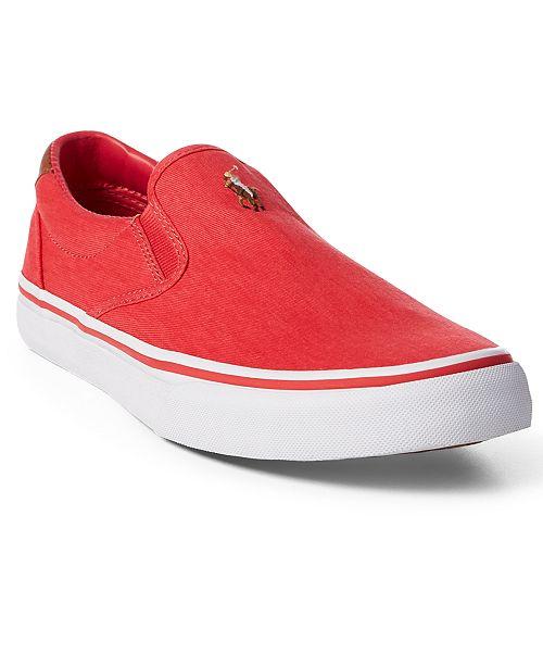 Polo Ralph Lauren Men's Thompson Sneakers