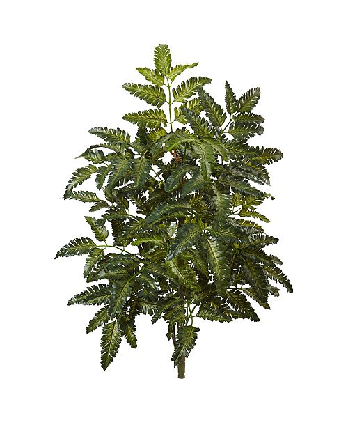 Nearly Natural 2' Bracken Fern Artificial Plant, Set of 3