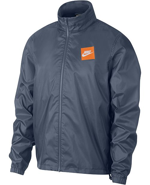 Nike Men's Logo Hooded Jacket