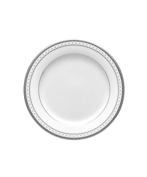 Noritake Rochester Platinum Bread and Butter Plate