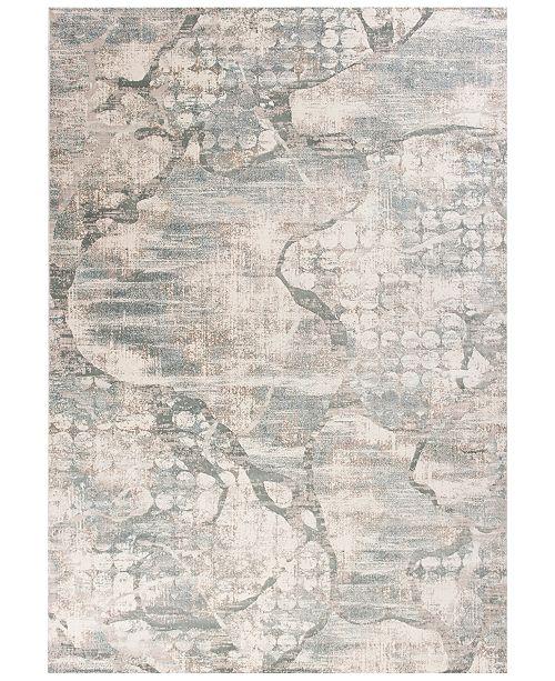 """Kas Crete Visions 6514 Ivory/Mist 7'10"""" x 11'2"""" Area Rug"""