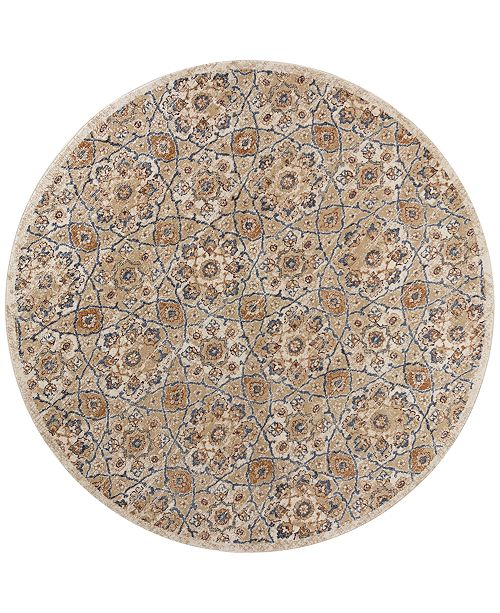 "Kas CLOSEOUT! Seville Marrakesh 7'7"" Round Area Rug"