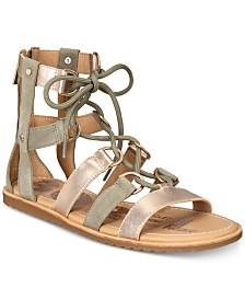 Sorel Women's Ella Lace-up Sandals