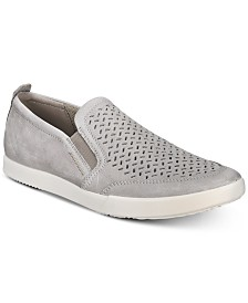 Ecco Men's Collin 2.0 Perforated Sneakers