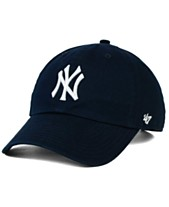 db120b2b8ea37  47 Brand New York Yankees On-Field Replica CLEAN UP Strapback Cap