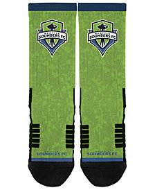 Strideline Seattle Sounders FC Full Sublimation Crew Socks