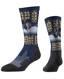 Strideline Bronx Bombers Full Sublimation Crew Socks