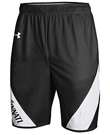 Under Armour Men's Cincinnati Bearcats Basketball Practice Shorts