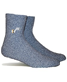 Women's Utah Jazz Team Fuzzy Socks