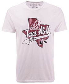 Men's Texas A&M Aggies Retro Logo Tri-Blend T-Shirt