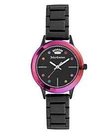 Woman's 1051MTBK Bracelet Watch