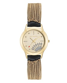 Woman's 1070CHBK Strap Watch
