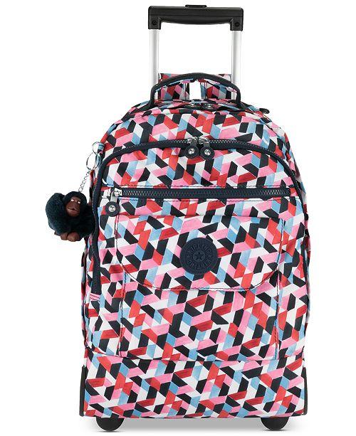 17cb75255 Kipling Sanaa Rolling Backpack & Reviews - Handbags & Accessories ...