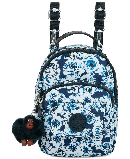 afe7ac94f0 Kipling Alber 3-in-1 Convertible Mini Bag Backpack   Reviews ...