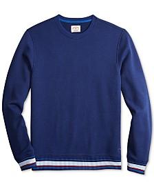 Brooks Brothers Men's Pique Fleece Sweater