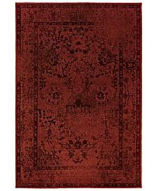 "CLOSEOUT! Oriental Weavers Area Rug, Revamp REV7550 7'10"" x 10'10"""