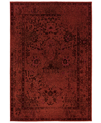 CLOSEOUT! Oriental Weavers Area Rug, Revamp REV7550 5'3