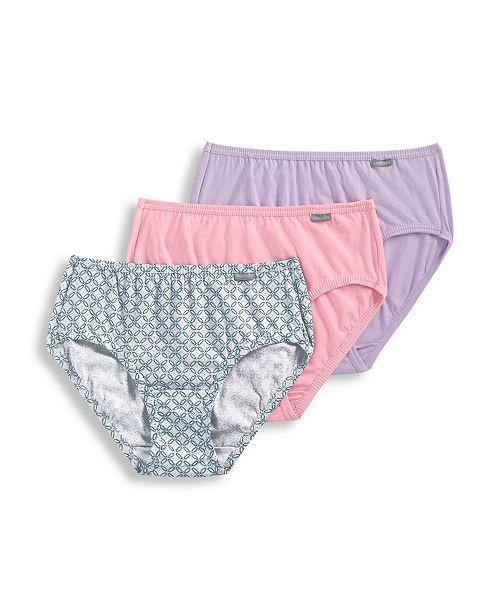 6d7949e94d5 ... Jockey Elance Bikini 3 Pack 1481 1489 (Also available in plus sizes) ...