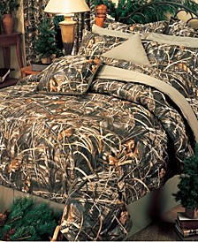 Realtree Max 4 Queen Comforter Set