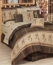 Browning Buckmark Queen Comforter Set