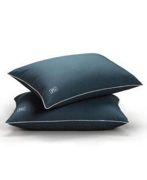 Pillow Guy Down Alternative Side & Back Sleeper Overstuffed Pillow with MicronOne Technology (Set of 2) - Standard/Queen Size