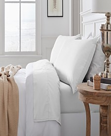 Grund Certified 100% Organic Cotton Bed Sheets, Twin
